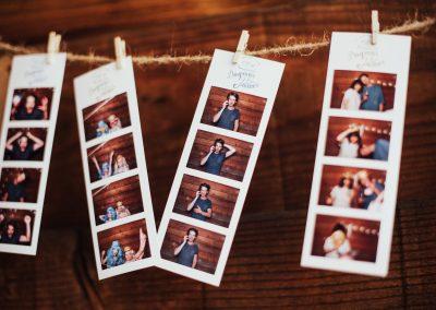 Onbeperkt foto's met onze fotobooth