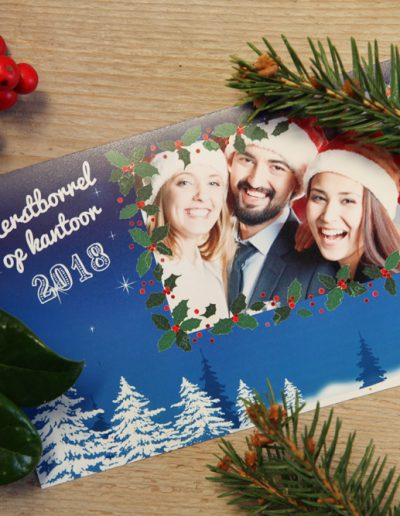 kerst fotobooth