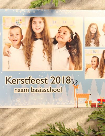 kerstfeest school