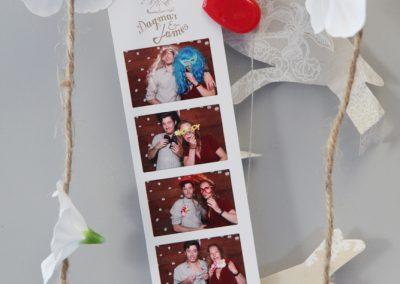 slinger bruiloft fotobooth